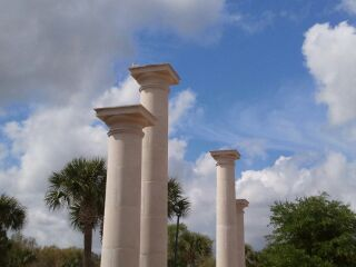 Pillars and Clouds