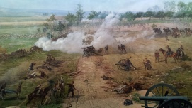 Cyclorama of Pickett's Charge by Paul Philippoteaux